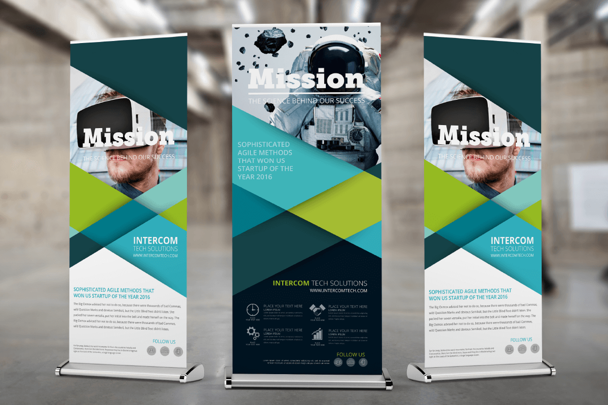 Executive Roller Banners